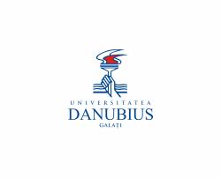 logo universitatea danubius