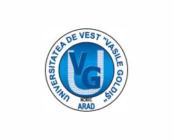 logo universitatea de vest